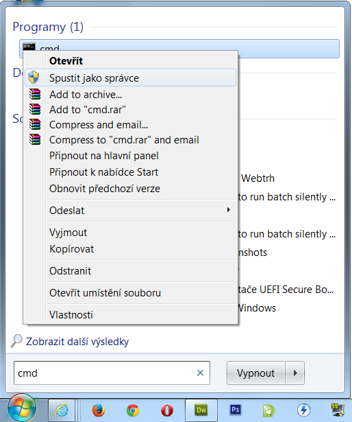 jak změnit product key windows 7