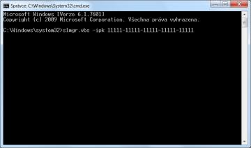 Jak aktivovat Windows 7