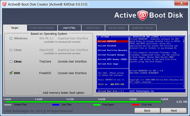 active@ killdisk professional for windows 10