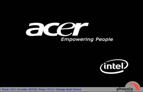 windows 8 acer recovery key