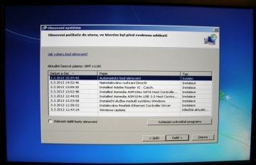 Jak opravit Windows 7