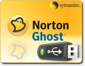 USB disku s Norton Ghost 15 Recovery BootCD