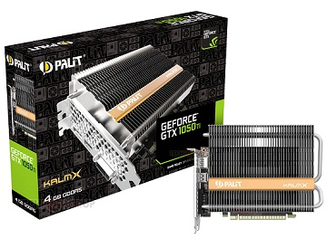GeForce GTX 1050 Ti KalmX